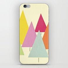 Fir Trees iPhone Skin