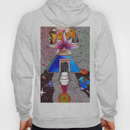 Ancient Wisdom of Time Hoody