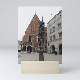 The Fool of Krakow Mini Art Print