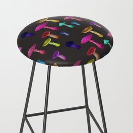 Bohemian Mushroom Party Bar Stool