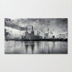 Battersea Canvas Print