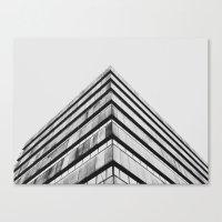 divergent Canvas Prints featuring Divergent by Stijn Dijkstra
