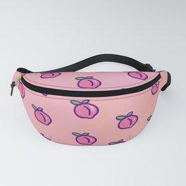 Summer Peach Fanny Pack