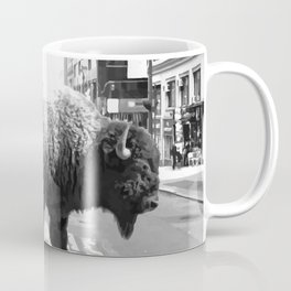 Street Walker Coffee Mug