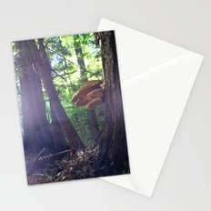 Twilight Fungus Stationery Cards