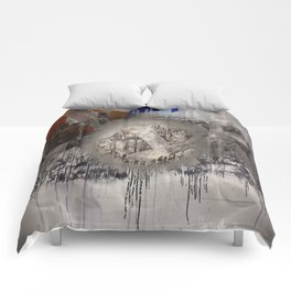 The surface etch Comforters