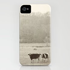 How now two cows  iPhone (4, 4s) Slim Case