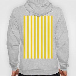 Vertical Stripes (Gold/White) Hoody