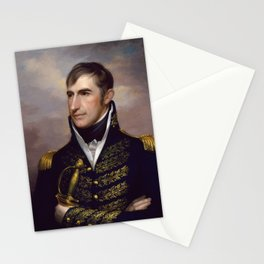 President William Henry Harrison Stationery Cards