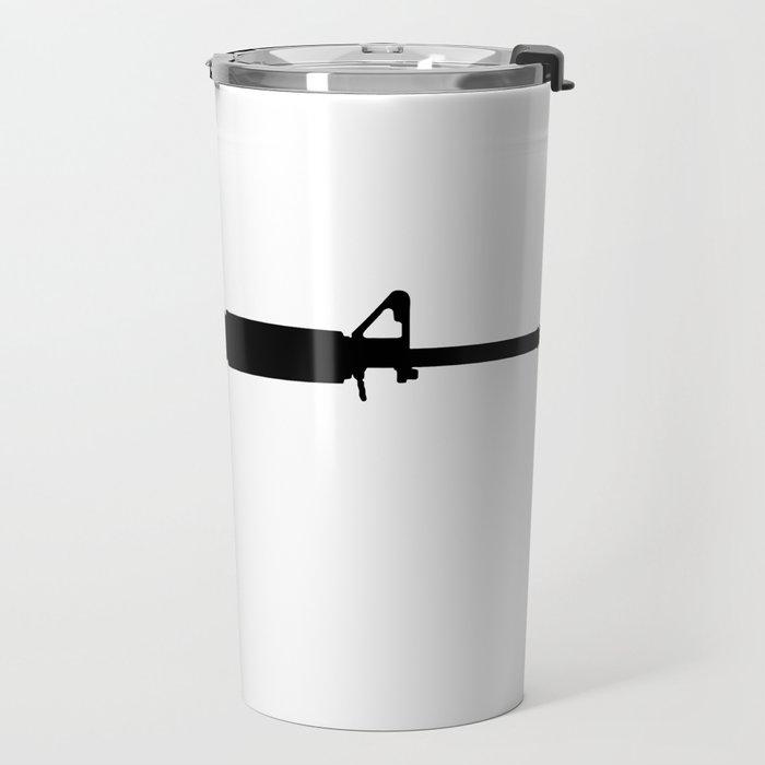 AR-15 Travel Mug