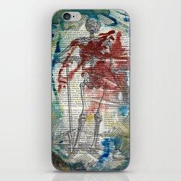 Vesalius Grave digger iPhone Skin