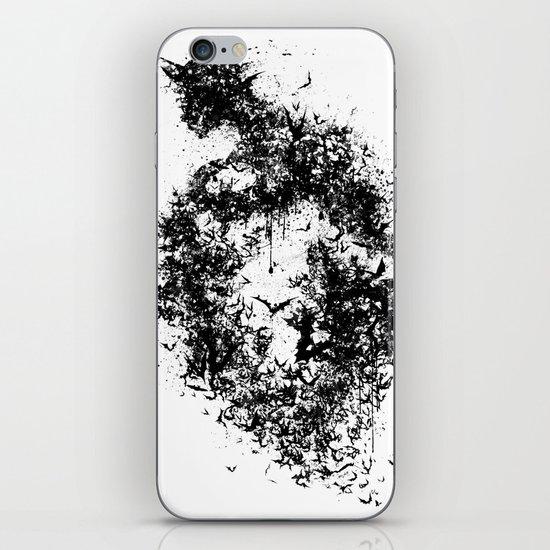 A Dark Cave iPhone & iPod Skin