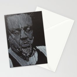 Mingus jazz legend Stationery Cards