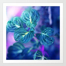 Ocean Veins Art Print