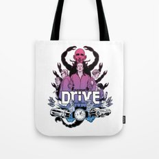Drive front cover Tote Bag