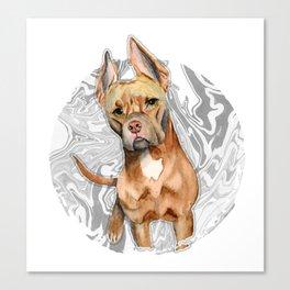Bunny Ears 4 Canvas Print