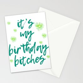 Looking for a fantastic gift to the birthday celebrant? Here's the perfect tee for them! Grab it now Stationery Cards
