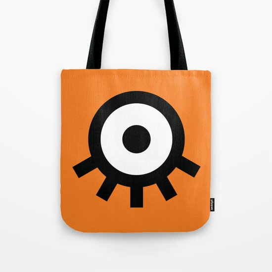 A Clockwork Tote Bag