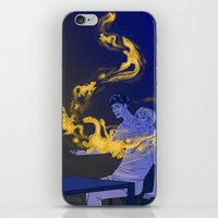 witchcraft iPhone & iPod Skins featuring Witchcraft by barbitone