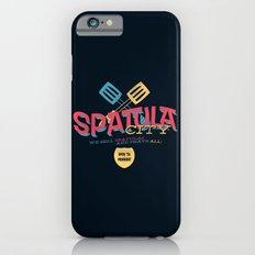 Spatula City! (open edition) Slim Case iPhone 6s