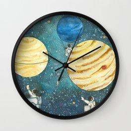 Around the Galaxy in 80 Days Wall Clock