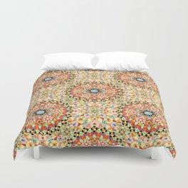 Gypsy Caravan Mandala Duvet Cover