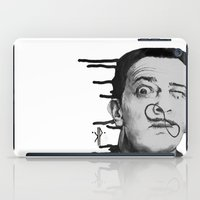 dali iPad Cases featuring Dali by KPapparel