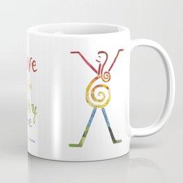 Mother Universe Love Coffee Mug