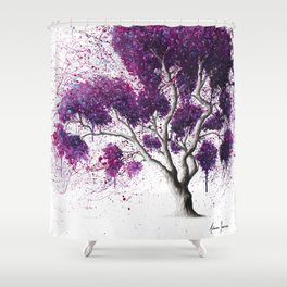 Southern Dream Tree Shower Curtain