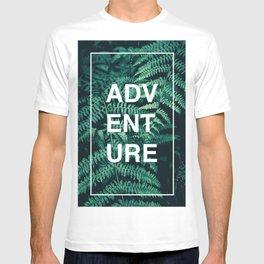 Adventure (Ferns) T-shirt