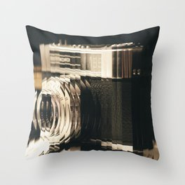 Wake Up With A Camera Throw Pillow
