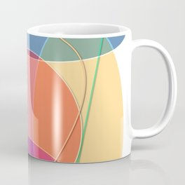 Abstract #27 Coffee Mug