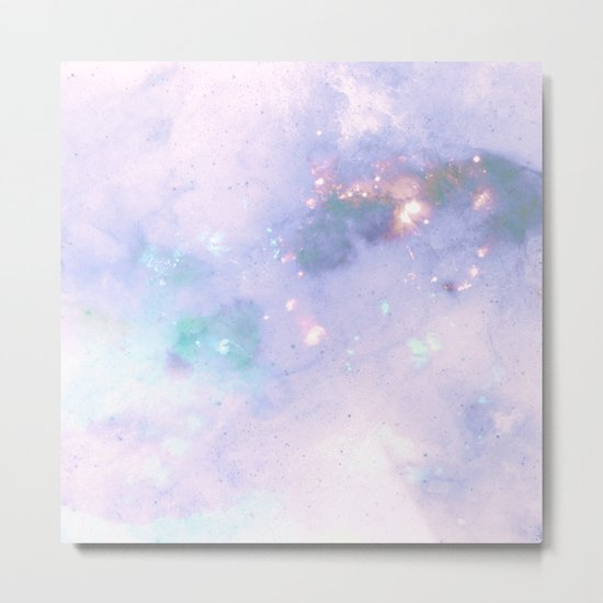 The Colors Of The Galaxy 2 Metal Print