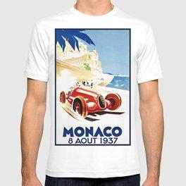 Monaco 1937 Grand Prix T-shirt