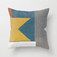 libra Throw Pillows featuring Libra by Fernando Vieira