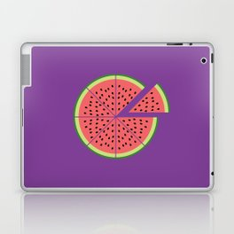 Watermelon Pizza Laptop & iPad Skin