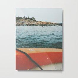 Boat ride in the archipelago II Metal Print
