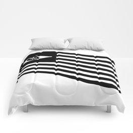 Rebel Scum Flag Comforters