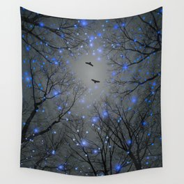 The Sight of the Stars Makes Me Dream Wall Tapestry