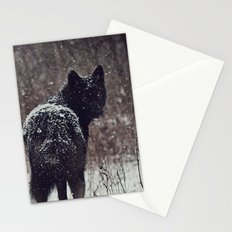 Snow Covered Stationery Cards