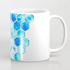 Blue Honey Mug