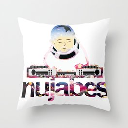 Nujabes -luv sic- Throw Pillow