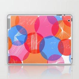 Bauhaus Bubbles Laptop & iPad Skin