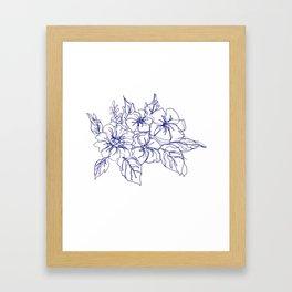 Sprung Framed Art Print