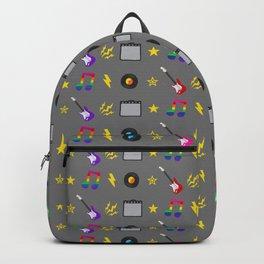 Punk Rock Rainbows Backpack