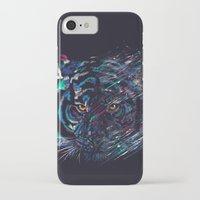 fierce iPhone & iPod Cases featuring FIERCE by dan elijah g. fajardo