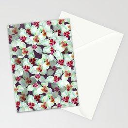 Kra dang nga,Tropical flower Stationery Cards