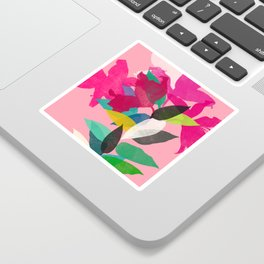 lily 18 Sticker