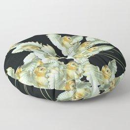 Killer Owls Floor Pillow