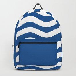 Nautical 03 Seascape Backpack